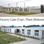 Factory Gate and Plant